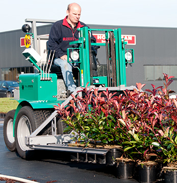 Widening plants has never been easier