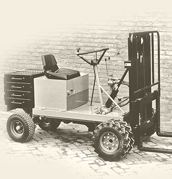 Used forklifts, used pallet trucks, forklift occasions